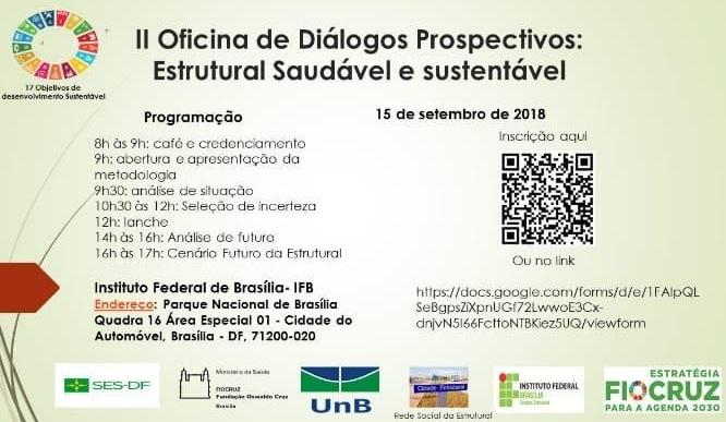 Oficina de Diálogos Prospectivos discute ações no território