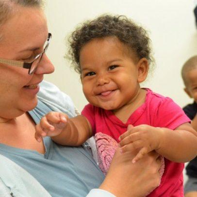 Ações para o enfrentamento da mortalidade materna e infantil
