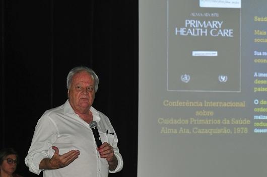Palestra na Fiocruz traça histórico da promoção à saúde
