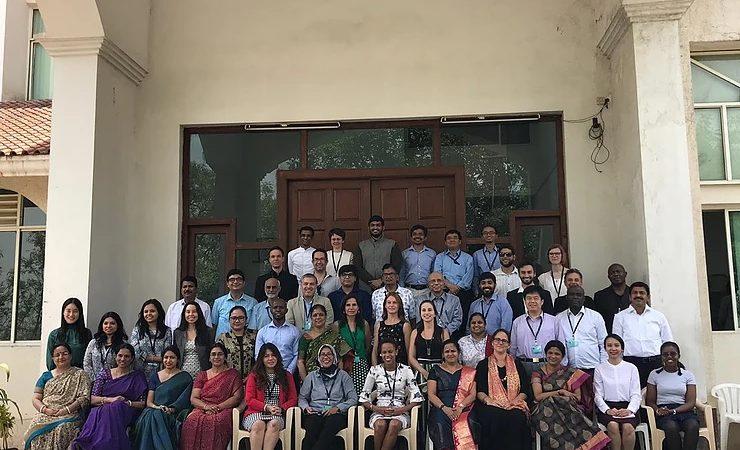 OTSS participa de encontro de líderes globais na Índia