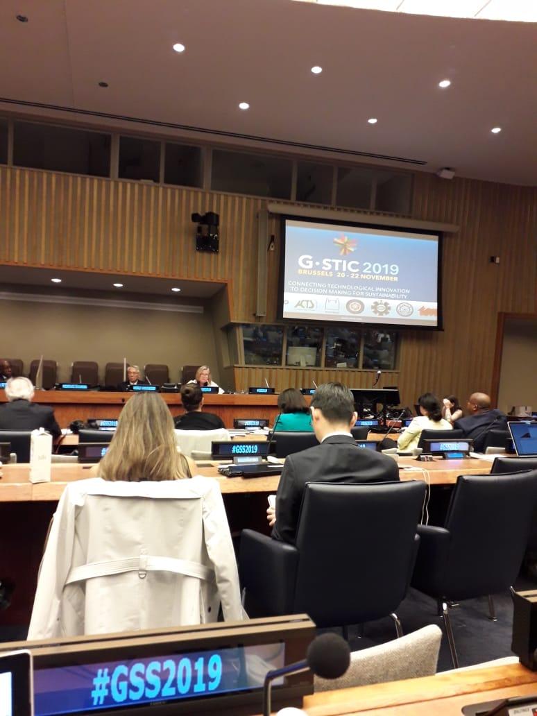 G-STIC 2019 é confirmado em Fórum da ONU