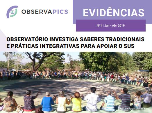 Boletim sobre saberes e práticas tradicionais é lançado pela Fiocruz