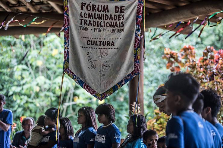 Comunidades tradicionais debatem Agenda 2030 na Flip