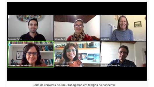 Tabagismo e pandemia: pesquisadores defendem a sustentabilidade de políticas públicas de saúde