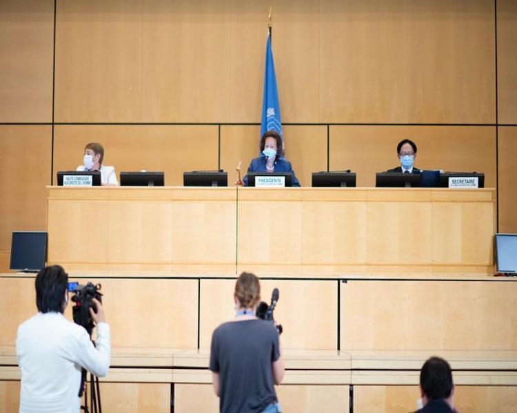 Conselho de Direitos Humanos da ONU: mais Estado e equidade para enfrentar a pandemia