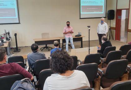 Fiocruz e Denasus promovem oficina da pesquisa (Re)conhecer para Fortalecer a Auditoria do SUS: SNA em Foco